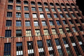 Backstein Expressionismus Berlin Tempelhof - Ullsteinhaus 10