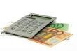 euro mit taschenrechner