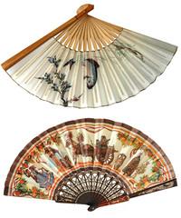 Two fan