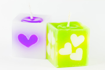 smell candle