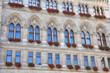 Fasade des Wiener Rathauses