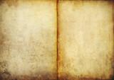 Fototapeta retro - paź - Papier / Karton