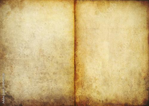 Altes Buch Doppelseite