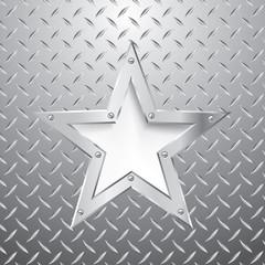 metal star layout