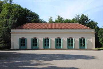 Konzertsaalgebäude in Steinfurt - Westfalen