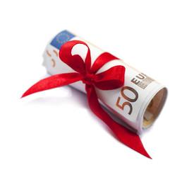 billet cadeau gain gagner offrir euros