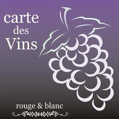 carte carte des vins