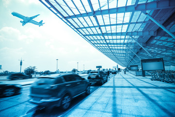 airport outside