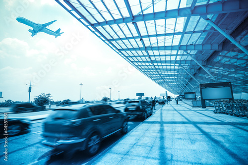 airport outside - 44551961