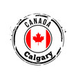 timbre Canada Calgary