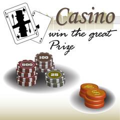 Casino prize