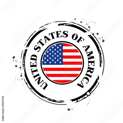 états-unis timbre