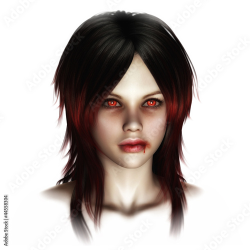 Fantasy Face Vamp 2
