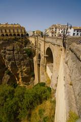 Puente Nuevo (New Bridge) in Ronda, Spain