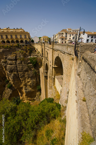 Puente Nuevo (New Bridge) in Ronda, Spain