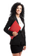 Gorgeous businesswoman portrait