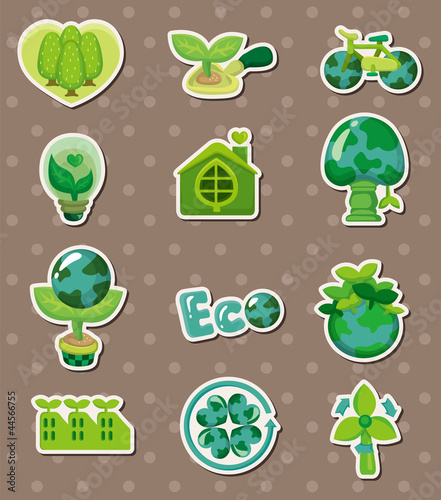 eco stickers