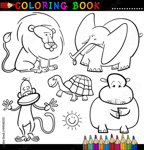 """""""u9ed1u8272"""",""""u9f9f""""]剪贴画动物动物园图像图形娱乐孩子快乐的"""