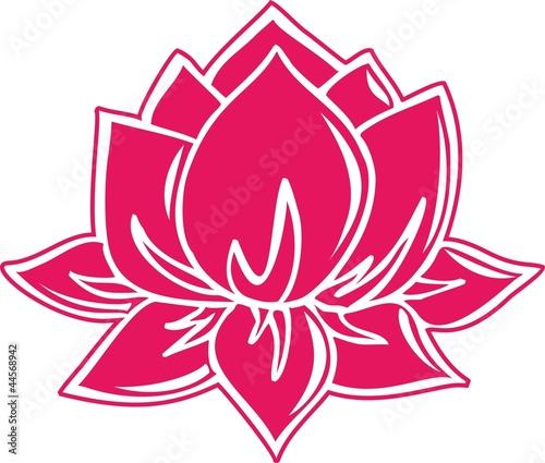 Lotus Blüte - Symbol der Vollkommenheit