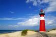 Leinwanddruck Bild - Lighthouse. Westkapelle, Netherlands