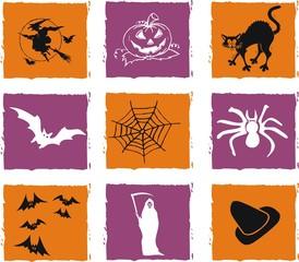 papier peint halloween