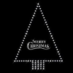 クリスマス ダイヤモンド クリスマスツリー