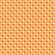 Vector orange seamless pattern background or texture