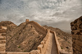 The Great Wall - the westernmost part located in Jiayuguan