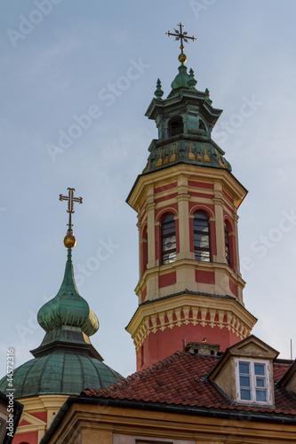 City center of Warsaw, Poland © Andrey Starostin