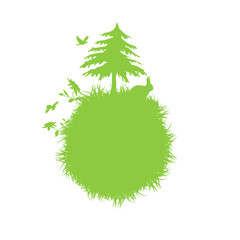 ostern- grüne icon