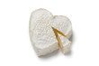Heartshaped Neufchatel cheese - 44575904