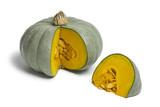 Grey pumpkin named Confection poster