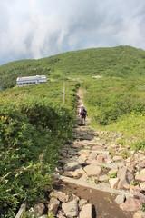 蔵王 下山