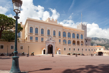 Palazzo Reale, Montecarlo