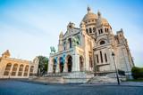 Basilique Sacré Coeur Montmartre Paris France