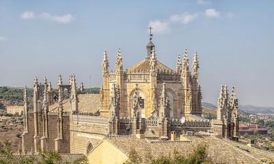 Church San Juan de Los Reyes,Toledo