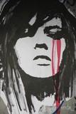 Fototapete Graffiti - Paris - Graffiti