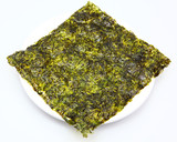 Sheet of Seaweed fried in Olive Oil
