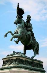 Vienna. Monument