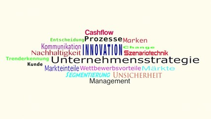 Animiertes Wordle Strategie und Chance