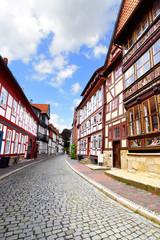 Street in Hildesheim