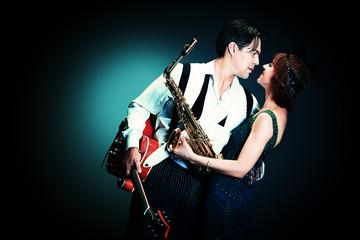 passionate musicians