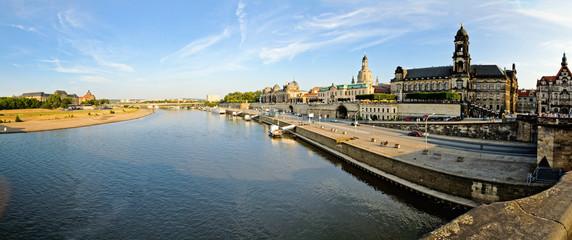 Dresden Pano Elbe
