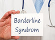 Borderline Syndrom