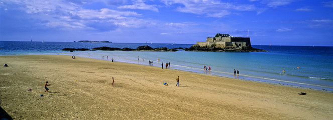 Fort national de Saint Malo