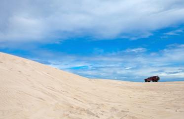 Dune di sabbia, Sand dunes in Lancelin, Australia