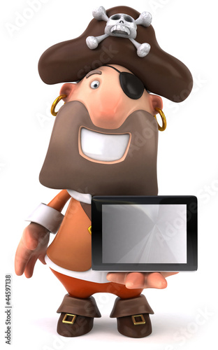 Fun pirate