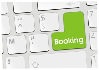 clavier booking