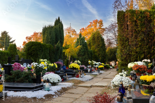 Friedhof am Allerheiligen - 44597518