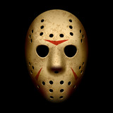 Fototapety Scary hockey mask
